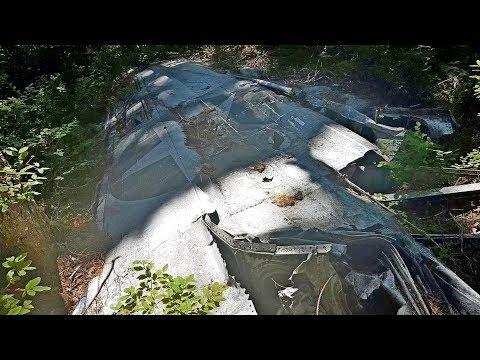 Hiking Vancouver Island: Ep4 - Mountains, Caves and a Plane Crash