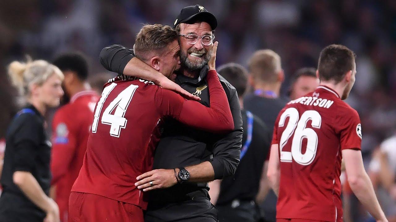 Jürgen Klopp's Madrid celebrations uncut | Six minutes of brilliant reaction on the final whist