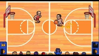 BasketBall Fury Game Walkthrough