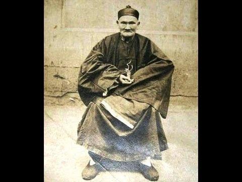256 year-old Herbalist, Li Ching-Yuen