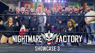 The Nightmare Factory Student Showcase #3
