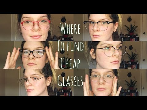 ebcaa94ffd Firmoo Haul! My first prescription glasses cheap haul online 😱