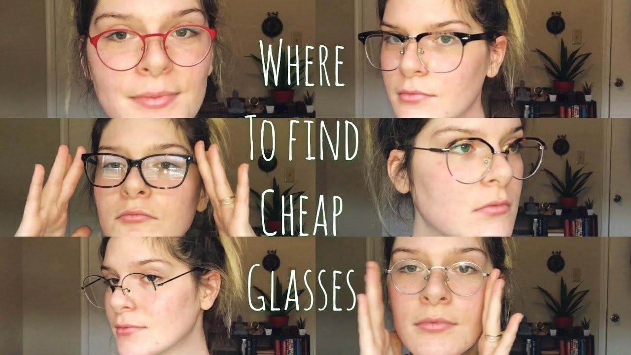 c6bc81f4e2 Cute Affordable Prescription Glasses