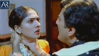 Seethakoka Chiluka Movie Scenes | Prudhvi Raj ties Navdeep & Forced her Lover | AR Entertainments