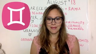 Video GEMINI August 2018 Horoscope. ECLIPSE Brings NEW Business CONTACTS. A JOB that Suits You! download MP3, 3GP, MP4, WEBM, AVI, FLV Agustus 2018