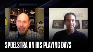 Erik Spoelstra Reminisces About His Playing Days