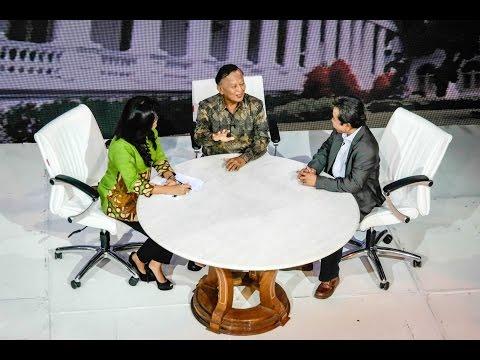 "Sudut Istana TVRI - Bapak Rachmat Witoelar ""Menyikapi Perubahan Iklim"" (Eps.22)"