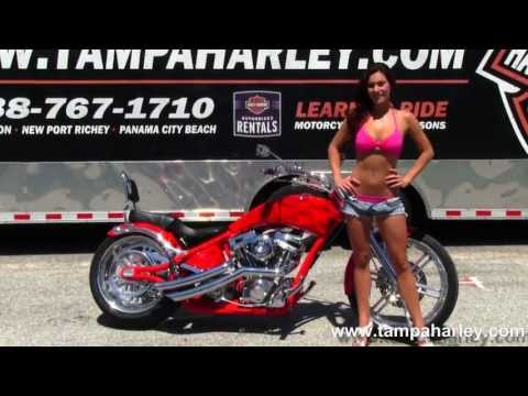 Used 2008 Big Dog Pitbull Motorcycle for Sale - Low Miles!