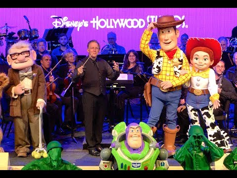The Music of Pixar LIVE! at Walt Disney World with intro by director Pete Docter