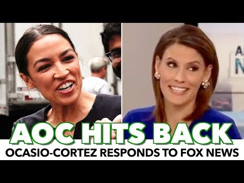 Ocasio-Cortez Responds To Fox News' Laughing Critique Of Her