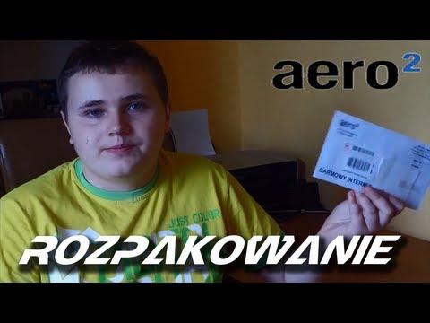 Karta SIM Bezpłatnego Dostępu do Internetu BDI - Aero2 - Co dostajemy w liście zwrotnym od Aero?