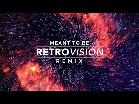 Arc North - Meant To Be (ft. Krista Marina) [RetroVision Remix]