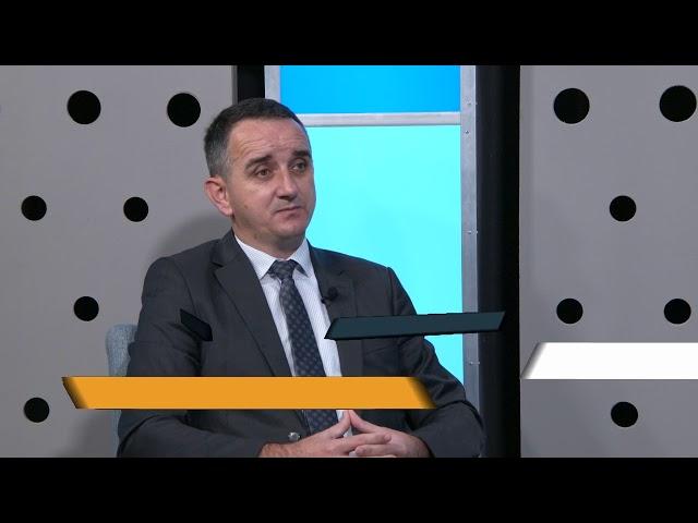 DALMATINA - gost Šime Mršić, zamjenik župana Zadarske županije