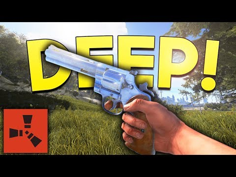 GOING DEEP ON NEIGHBOUR! - Rust SOLO Survival #3 thumbnail
