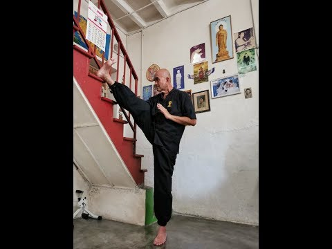 How To Combine Bruce Lee (Nanquan) With Qigong For Healing