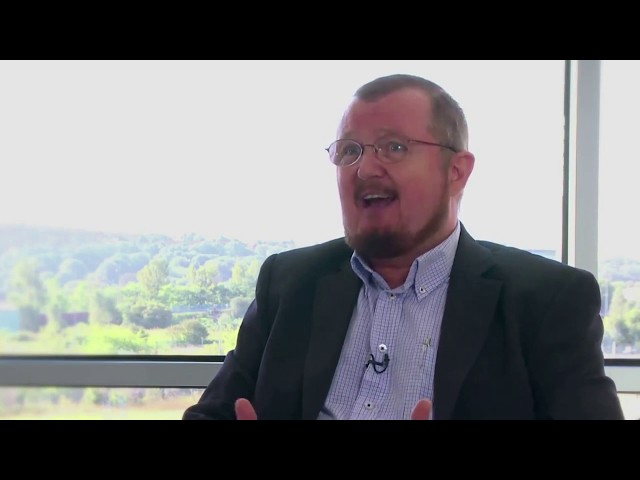 Steve, COO/Managing Director - UK