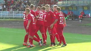 11 sierpnia 2018, g.17:00 Odra Wodzisław Śląski - LKS Krzyżanowice 2-1 (0-0) r.k dla Odry na 1-0