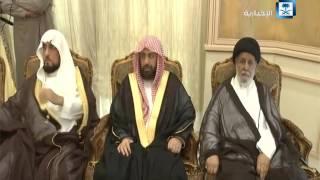 خادم الحرمين الشريفين: نحمد الله الذي أعطانا هذه الثروة وقبلها الاستقرار والأمن في هذه البلاد