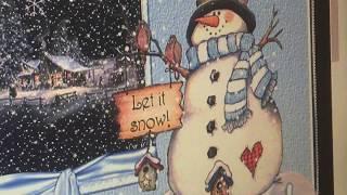Обзор на второй день зимы