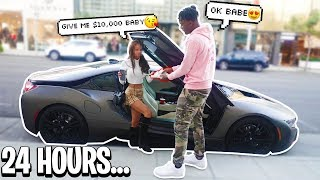i-gave-a-gold-digger-fake-money-for-24-hours-she-thought-i-was-dumb-experiment