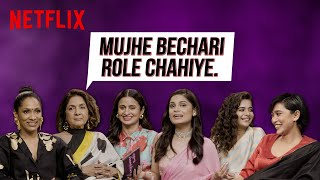 Behensplaining Stereotypes ft. Srishti, Mithila, Neena, Masaba, Rasika & Sayani | Netflix India