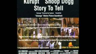 Kurupt Ft. Snoop Dogg - Story To Tell (Acapella)