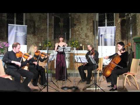 Verena Rein sings Senderovas
