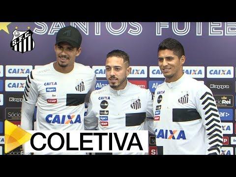 COLETIVA – Lucas Veríssimo, Jean Mota e Daniel Guedes (18/07/17)