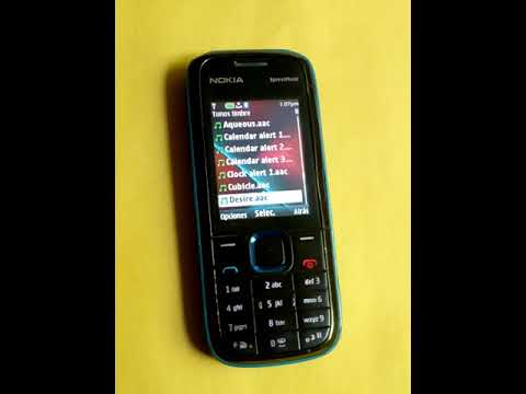 Nokia XPRESSMUSIC 5130 ringtones