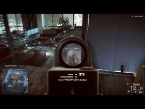 Battlefield 4 Campaign Mission Shanghai