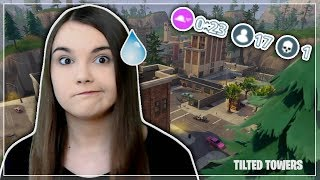 ON S'ENTRAINE À TILTED TOWERS | Fortnite