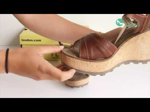 Unboxing - FLY LONDON Glam Gort645 Tan