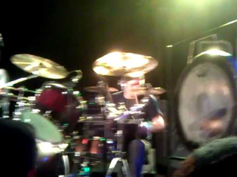 Metal Sanaz at Dave Lombardo birthday party #3