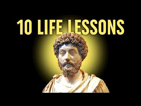 Marcus Aurelius Meditations summary