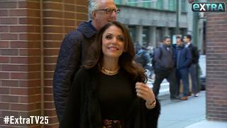 Bethenny Frankel was happy and healthy as she helped Godiva celebra...