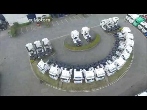 Consignment of Tractor Units For Sale in McElvaney Motors