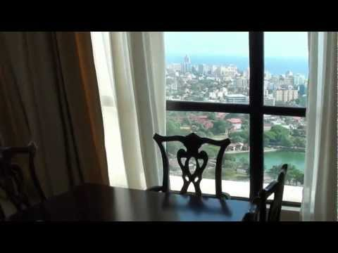 Hilton Colombo Residence Hotel, Sri Lanka - Review of a Suite 3203