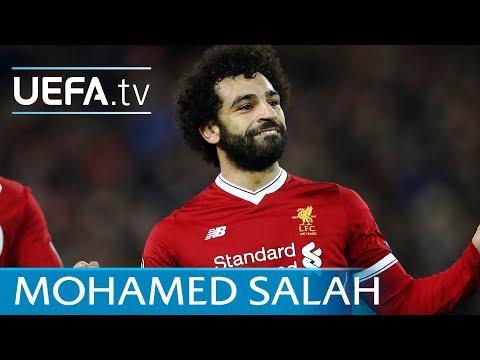 Five great Mohamed Salah goals