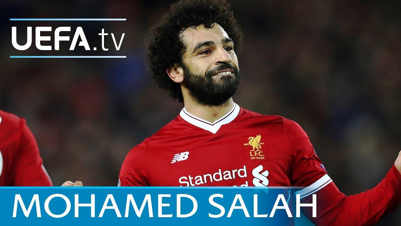 Mohamed Salah: Five Great Goals