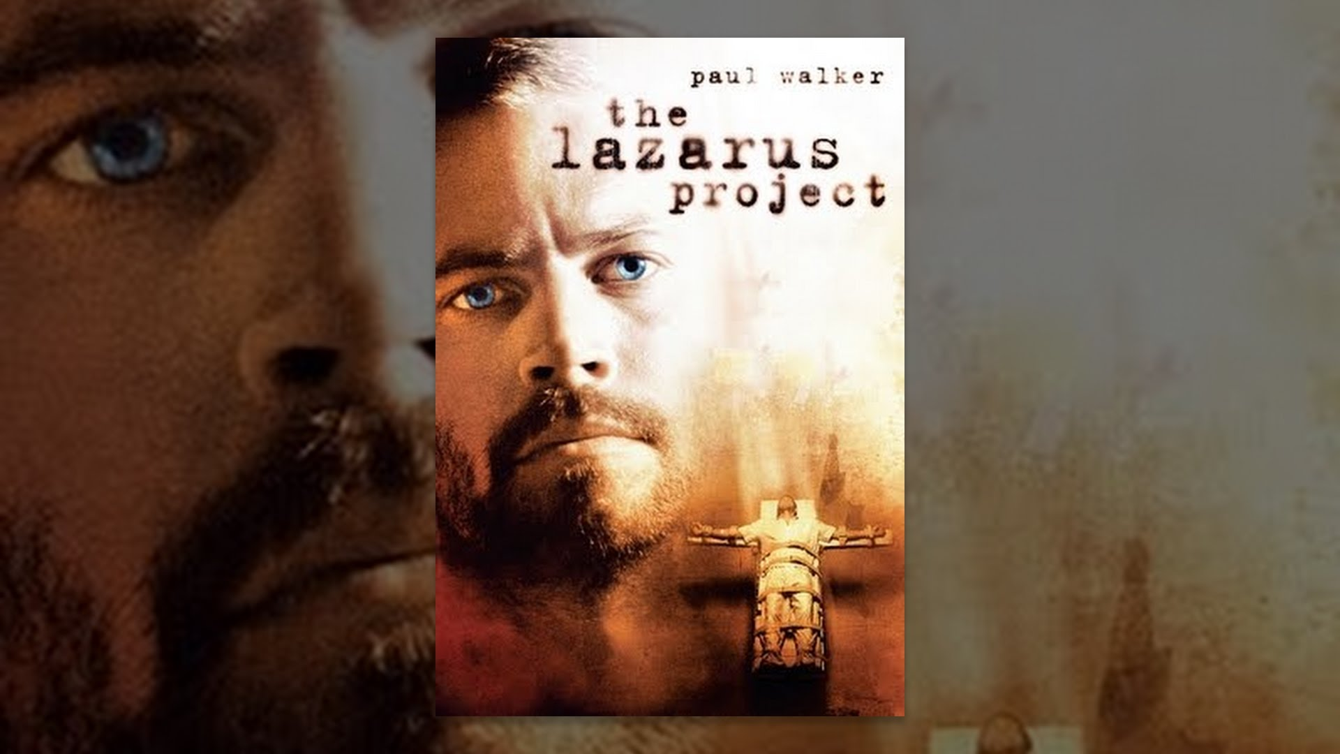 lazarus project The lazarus project - a death-row inmate (paul walker) searches for the truth after he mysteriously awakes in a psychiatric hospital.