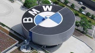 видео Музей BMW в Мюнхене