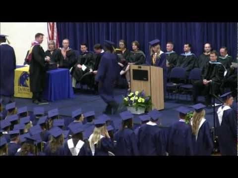 DeWitt High School Graduation 2012