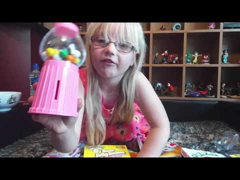 Candy review with some goodies and baddies