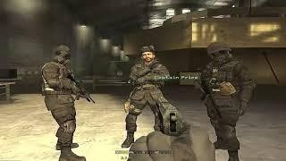 Call Of Duty 4 :MW F.N.G Training By Zubi's Gaming