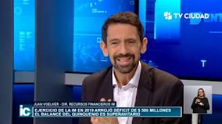 Informe Capital | Entrevista a Juan Voelker
