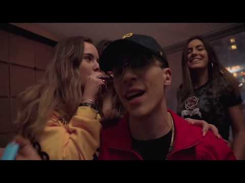 Hollywood - Roll Up The Loud Ft. Rabz (prod.By Kid Ocean)(Official Music Video)