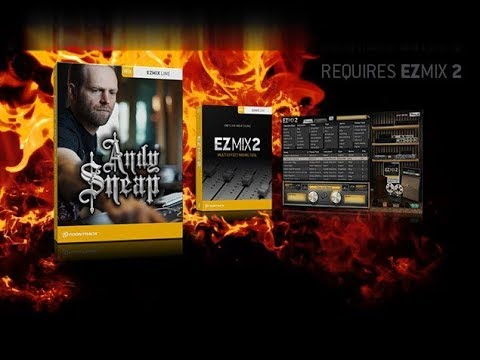 EZMIX2 ANDY SNEAP EXPANSION