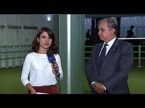 Vice-líder do PSDB fala das expetativas de votação - 06/03/2018