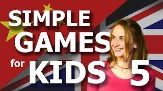 🛑 ESL игры для маленьких детей. Игры на уроке английского. Работа учителем в Китае