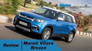 Maruti Vitara Brezza Review | MotorBeam